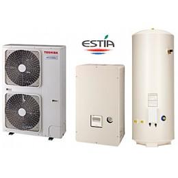 "Toshiba - ESTIA, тепловой насос ""воздух-вода"""