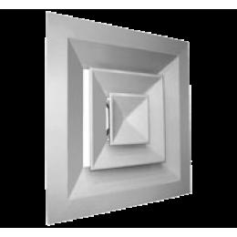 Алюминиевая потолочная решетка 300x300
