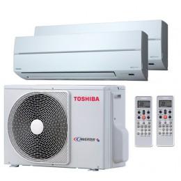 Мульти сплит-система внешний блок Toshiba RAS-M18UAV-E
